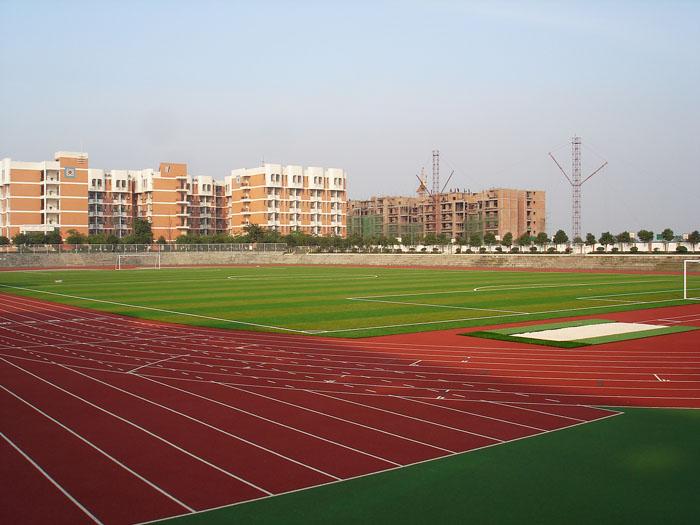 塑胶足球场